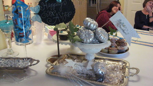 Bridal shower with a Fairy Tale theme