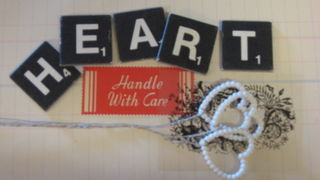 Valentine Kit from Lisa Cook, Heart Letters and more.