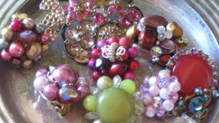 The dealer said Estate Jewelry, hmmm, I'm just thinking broken.