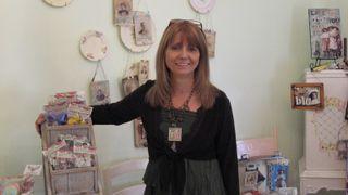 Our vendor and teacher, Dale of Sea Dream Studio.