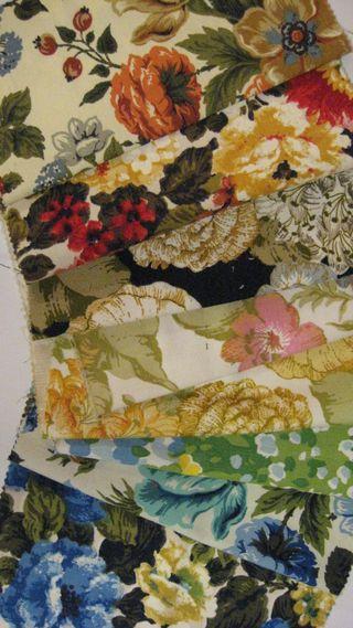 Ewwwwwwww! Ugly 50's fabric.