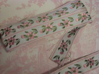 Pretty Pink Flower Ribbon