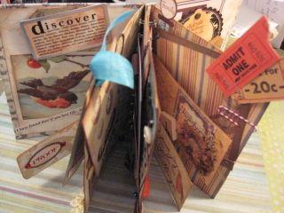 """Sweet Life"" Mini Book by Yappnig Cat Studio."