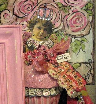 Sandra's Cupcake Art