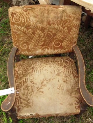 Shabby Childs Chair
