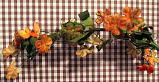 vintage stem of flowers