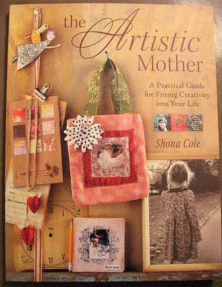 The Artistic Mother by Texas artist, Shona Cole