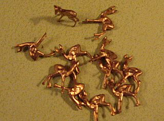 Awwwwwww, 10 tiny reindeer...LOL. for sell on my Etsy.