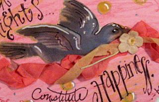 Happiness Card by Yapping Cat Studio