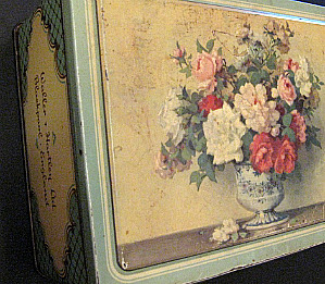 Milady Confectionary Tin
