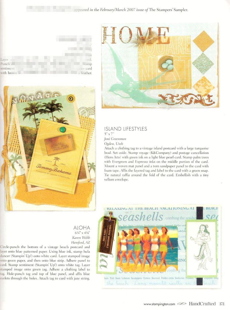 Published HC mag oage 1