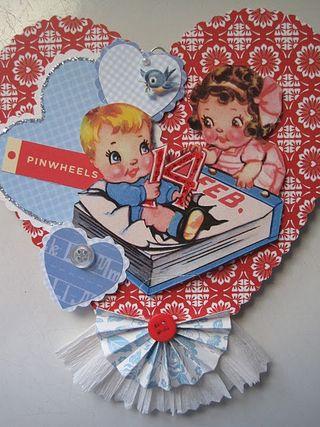 Artwork from Elizabeth at Bluebird Paper Crafts