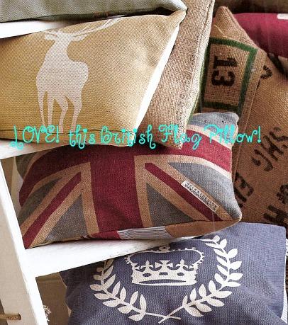 Britishflagpillow